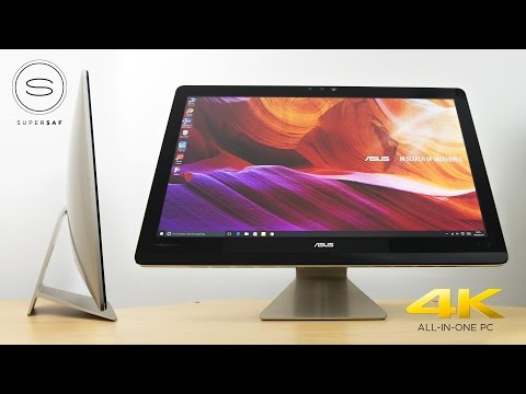 ASUS Zen AiO Pro Review (All-in-One 4K Touch Screen PC)