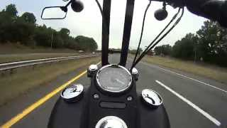 2. 2013 Harley Davidson Street Bob FXDB Top Speed