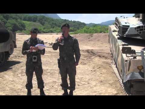 Военные учения в Чхорвоне (Южная Корея)