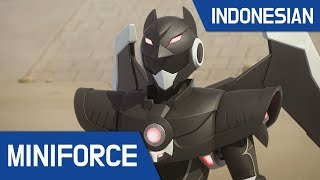 Video [Indonesian dub.] MiniForce S1 EP 23 : MiniForce Hitam 1 MP3, 3GP, MP4, WEBM, AVI, FLV September 2018