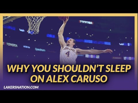 Video: Lakers News Feed: Don't Sleep On Alex Caruso