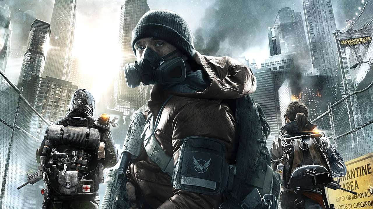 THE DIVISION – Music Trailer (PS4 / Xbox One) #VideoJuegos #Consolas