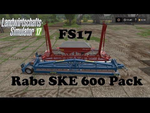 Rabe SKE 600 Pack v1.0