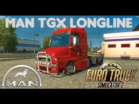 MAN TGX Longline v1.2