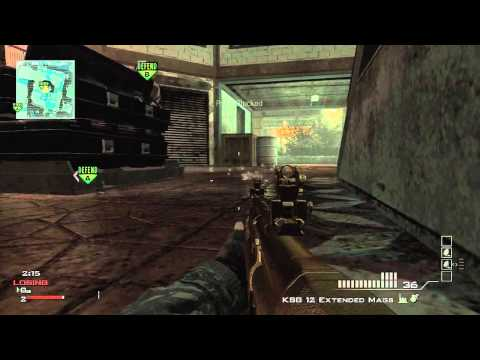 MW3 - How KYR SP33DY Gets 1v5 Clutches!