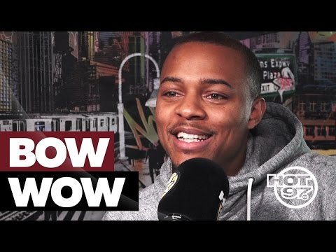 Bow Wow Addresses Fake Flexing On The Gram, Growing Up Hip Hop & More on Ebro In The Morning