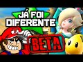 J Foi Diferente: Super Mario Galaxy beta