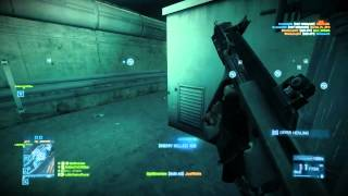 Bf3 multiplayer w/ LAGxPeanutPwner, MLC St3alth, and Boo part 5