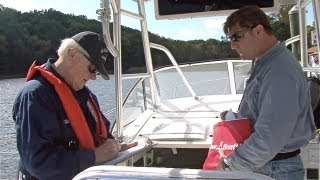 How To Check Boat Safety Items