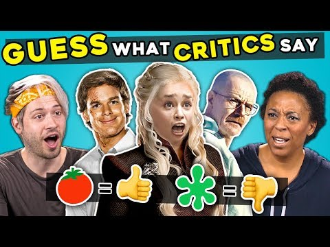 The WORST TV Show Endings | Guess The Rotten Tomatoes Score