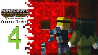 Minecraft: Story Mode (Episode 7) - Part 4 - Hero Moment!