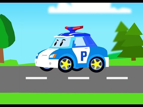 Robocar Poli mini cartoon