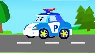 Robocar Poli mini cartoon