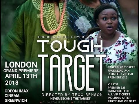 Tough Target London Premiere