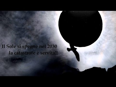 il sole si spegnerà nel 2013: ecco spiegata la catastrofe!