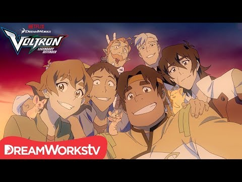The Legend Lives On | DREAMWORKS VOLTRON LEGENDARY DEFENDER