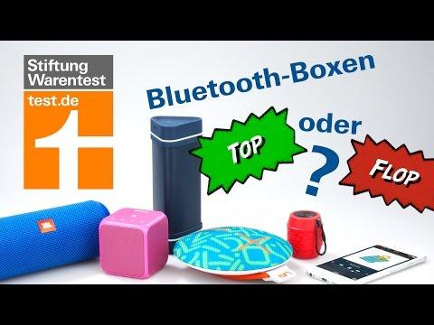 Test Bluetooth-Lautsprecher: Einer versagt bei Hitze