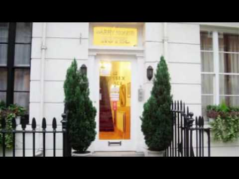 Video van Barry House Hyde Park London