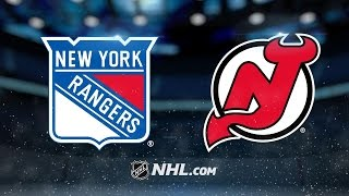 Zibanejad nets OT winner as Rangers beat Devils, 4-3 by NHL