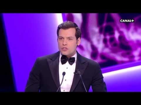 Laurent  Laffite - Sketch aux César 2013