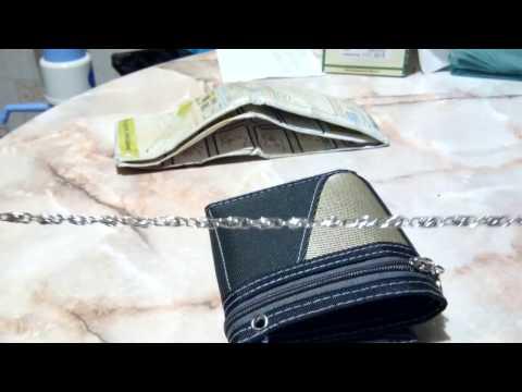 Обзор бумажника JEMINAL от Banggood