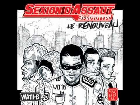 Tekst piosenki Sexion d'assaut - Loin po polsku