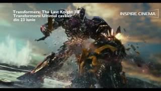 Oamenii sunt în război cu Transformerii, și Optimus Prime a dispărut. Cheia salvării viitorului nostru e adânc îngropată în secretele trecutului, în istoria neștiută a Transformerilor pe Pământ. Cei pe umerii cărora cade uriașa misiune de a salva lumea noastră formează o alianță căreia nu i se dau prea multe șanse: Cade Yeager, Bumblebee, un lord britanic, și o profesoară de la Oxford.