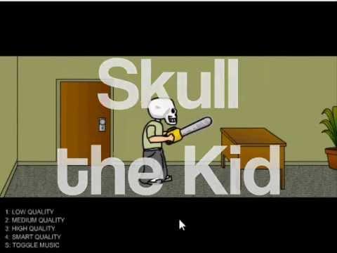 Gaming Fun: Skull the Kid