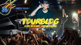 Ein kleiner Einblick in die Support Tour, mit DieLochis & Kayef auf der #ZWILLING Tour! Ich zeug euch in Hamburg meinen Tagesablauf :)Folgt mir!: jannikbrunke -  auf Snappysnapchat usw. :DMeine Mukke #TTC5:  ▶ iTunes: http://bit.ly/2b8GsrP ▶ Spotify: http://spoti.fi/2b9F6rG ▶ GooglePlay: http://bit.ly/2btxAuRsnapchat: jannikbrunkehttp://www.facebook.com/jannikbrunkemusichttps://twitter.com/jannikbrunkehttp://instagram.com/jannikbrunkeVideo by ZR MEDIA (Facebook: https://www.facebook.com/MEDIABERLIN)Gitarre von Faith (thanks):https://www.faithguitars.com/
