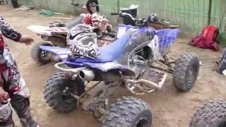 7. Yamaha YFZ 450R 09