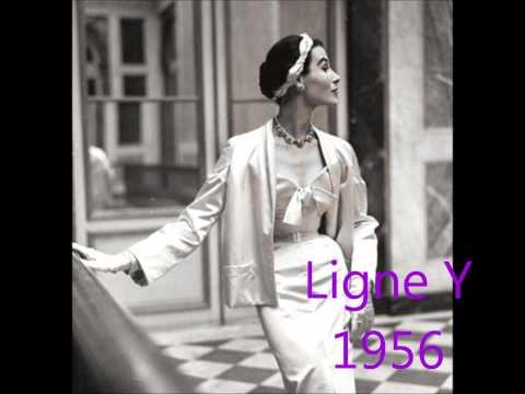 Mode des années 1950