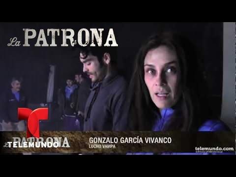 La Patrona / Detrás del infierno / Telemundo