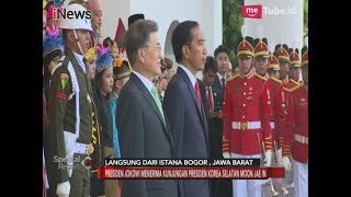 Video Presiden Jokowi Menerima Kunjungan Presiden Korea Selatan Moon Jae In - Special Report 09/11 MP3, 3GP, MP4, WEBM, AVI, FLV Februari 2018