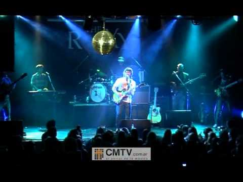 Iván Noble video Mujerciego - Roxy - Septiembre 2011