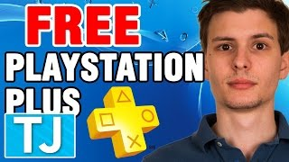 How to Get Playstation Plus for Free (PS3 & PS4)