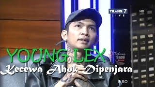 Video YOUNG LEX Kecewa AHOK Dipenjara 2 Tahun • Hitam Putih 23 Mei 2017 MP3, 3GP, MP4, WEBM, AVI, FLV Mei 2017