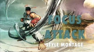 [Wii U/3DS] RYU Focus Attack STYLING