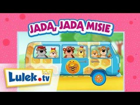 Piosenki dla dzieci - Jadą, jadą misie - Lulek.tv
