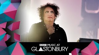 The Cure's return to the Pyramid Stage at Glastonbury 2019