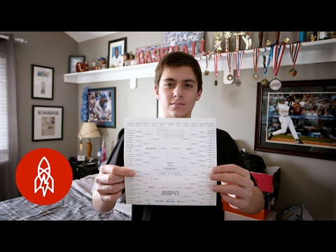 The Boy Who Broke the March Madness Bracket