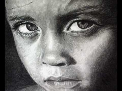 *** REALISTIC PENCIL DRAWING *** amazing Portrait Art – zeichnen – Asia Kierszka HD