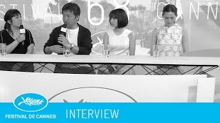 Nonton LITTLE SISTER -interview- (en) Cannes 2015 Film Subtitle Indonesia Streaming Movie Download