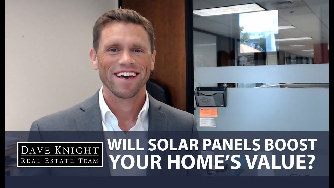Does Having Solar Panels Increase the Value of Your Home?
