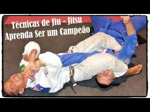 Técnicas de Jiu Jitsu – Aprenda como ser um campeão