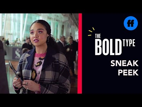 The Bold Type Season 4, Episode 9 | Kat Struggles to Help Adena | Freeform
