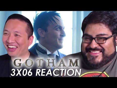 "Gotham Season 3 Episode 6 Reaction and Review ""Follow the White Rabbit"""