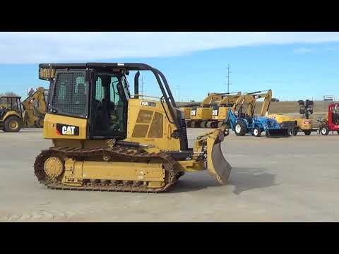 CATERPILLAR TRACTEURS SUR CHAINES D5K2LGP equipment video P2wPyXlliKQ