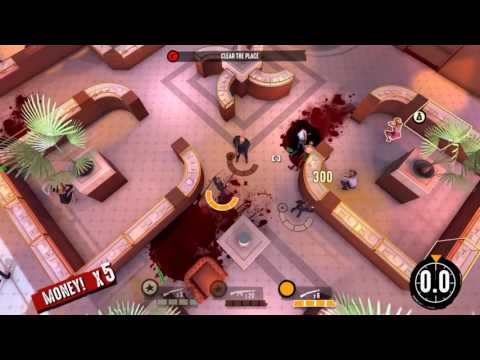 Reservoir Dogs Bloody Days Launch Trailer