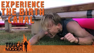 Tough Mudder | Birth Canal | 2015 Obstacles - YouTube