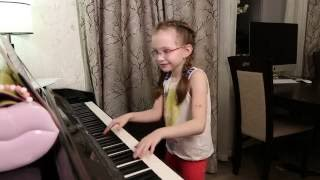Круче всех (cover Open Kids ft. Quest Pistols Show) - Виктория Викторовна 8 лет:)))